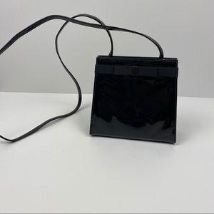 Browns Black Crossbody Mini Boxy Handbag